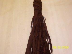 """Braid Wraps - 10""""  Dark Brown"""
