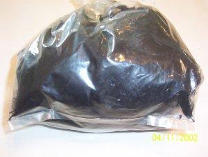Black Florette Feathers - 2 oz