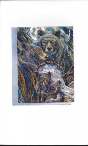 Card - Bears