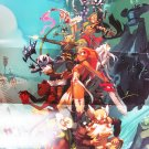 Wafku Anime Poster