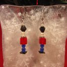 Christmas Nutcracker Earrings