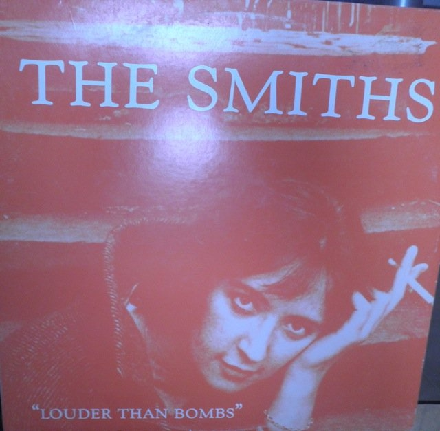 THE SMITHS - LOUDER THEN BOMBS 2 LP NM