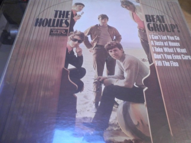 THE HOLLIES - BEAT GROUP! orig Imperial US LP M-