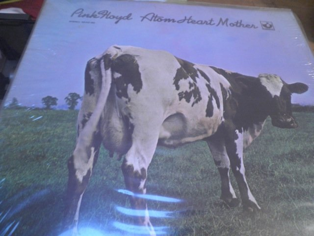PINK FLOYD - ATOM HEART MOTHER LP orig in SHRINK