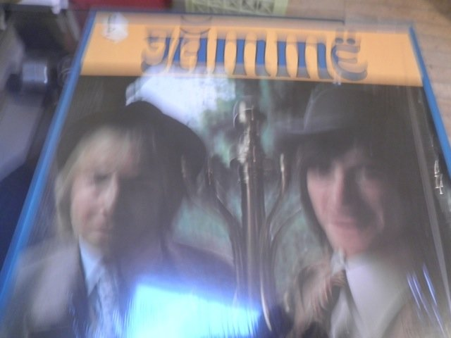 JAMME - S/T PSYCH 1969 LP IN SHRINK NM