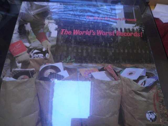 THE WORLD'S WORST RECORDS 1983 RHINO still sealed LP