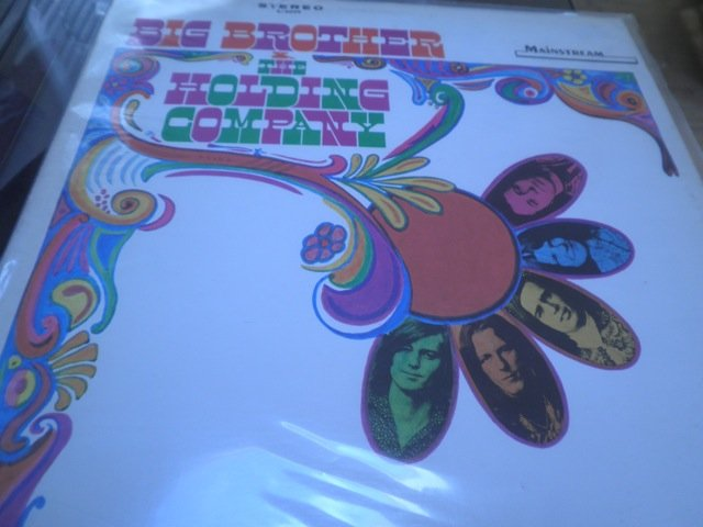 big brother & the holding company JANICE JOPLIN orig Mainstream LP
