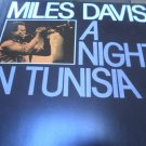 MILES DAVIS A NIGHT IN TUNISIA portugal LP NM