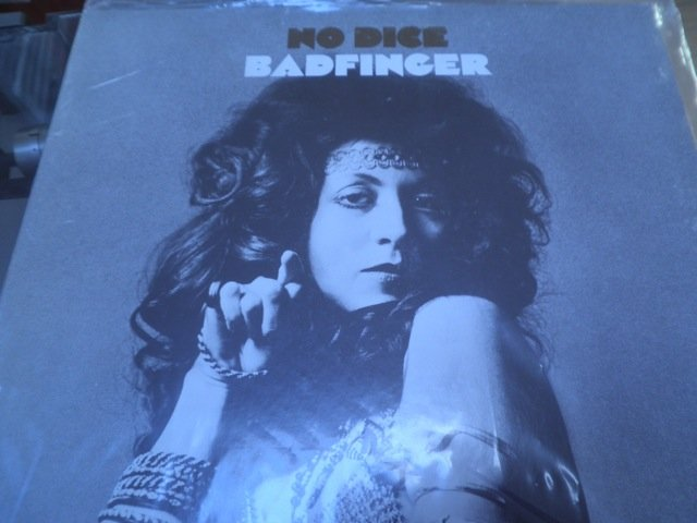 BADFINGER - NO DICE orig US Apple LP NM