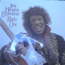 JIMI HENDRIX - RADIO ONE still sealed rykodisc 2 LP