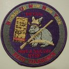 New York State Police Bunny Detail patch