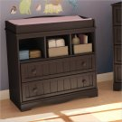 Handover Changing Table in Espresso Finish
