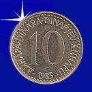 """""""10 DINARA 1983 Jugoslavija"""""""