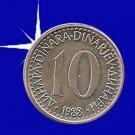 """""""10 DINARA 1988 Jugoslavije"""""""