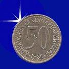 """""""50 DINARA 1986 Jugoslavije"""""""
