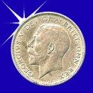 HALF CROWN 1922