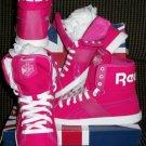 New women Reebox sneakers top down size 9.5 m