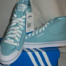 New women Adidas sneakes Honey mid size 9.5 argblue