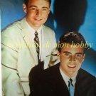 Ricky Nelson David Nelson / Sophia Loren Charlton Heston clipping pinup 1962 : 62s1