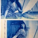 Claudia Cardinale  clipping pinup 1962 : 62s1
