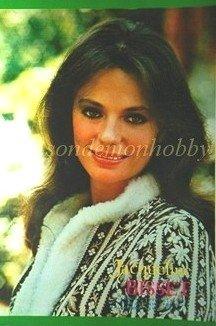 Jacqueline Bisset / Robert Redford clipping pinup 1971 : 71s2