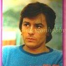 Alain Delon / Candice Bergen  clipping pinup 1971 : 71s2
