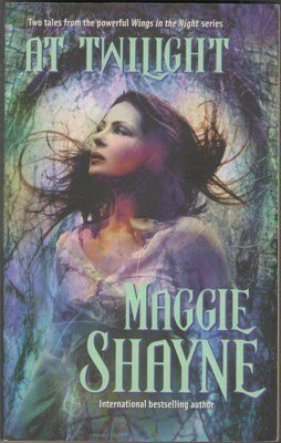 At Twilight by Maggie Shayne Born In Twilight Beyond Fiction Fantasy Paranormal Romance Book