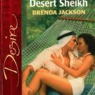 Delaney's Desert Sheikh by Brenda Jackson Silhouette Desire Romance Book Novel Love