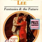 Fantasies & the Future by Miranda Lee Harlequin Presents Romance Book Novel Love
