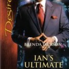 Ian's Ultimate Gamble by Brenda Jackson Silhouette Desire Romance Book Novel Love