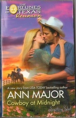 Cowboy At Midnight by Ann Major Harlequin Romance Book Novel 0373389264