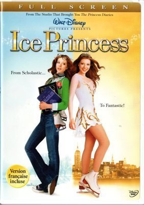 Ice Princess Michelle Trachtenberg Joan Cusack Figure Skating Region 1 DVD Rated G