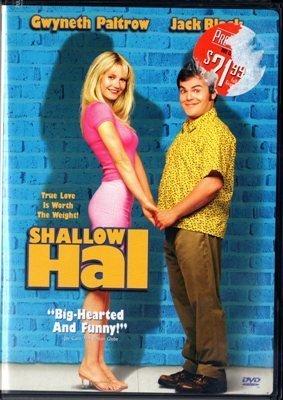 Shallow Hal Region 1 DVD Movie Gwyneth Paltrow Jack Black Comedy