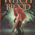 Witch Blood by Anya Bast Paranormal Romance Book Novel Elemental 0425220435
