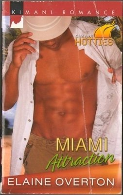 Miami Attraction by Elaine Overton Kimani Romance Book Novel 0373861583
