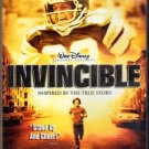 Invincible Mark Wahlberg Inspired The True Story PG Region 1 DVD Movie Widescreen