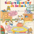 Sally's First Day at School by Richard Scarry 0689815530