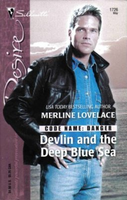Devlin And the Deep Blue Sea by Merline Lovelace Romance Book Novel 0373767269