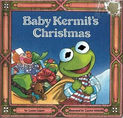 Baby Kermit's by Louise Gikow, Lauren Attinello Hardcover Book 0026891603