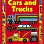 Cars And Trucks by Karen Rissing Hardcover Children Book 0874495016