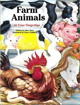 Farm Animals At Your Fingertips by Marc Gave 1562938983
