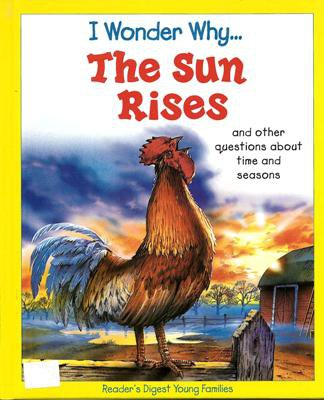 I Wonder Why The Sun Rises by Brenda Walpole Hardcover 0753400111
