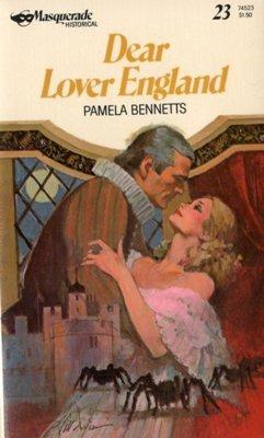Dear Lover England by Pamela Bennetts Historical Romance Book 0373745230