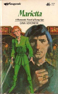 Marietta by Gina Veronese Historical Romance Book 0373300468