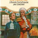 The Rebel and the Redcoat by Jan Constant Historical Romance Book 0373300476