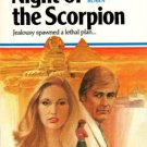 Night of the Scorpion by Liliane Robin Romance Suspense Book 0373500920