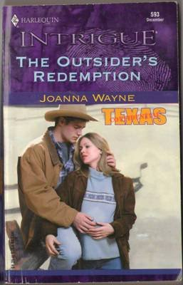 The Outsider's Redemption by Joanna Wayne Harlequin Intrigue Romance Book 0373225938