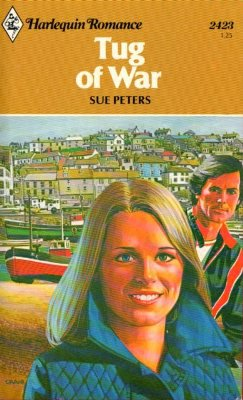 Tug Of War by Sue Peters Harlequin Romance Book Novel 0373024231