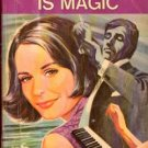 The Rest Is Magic by Marjorie Lewty Harlequin Romance Book Novel Love 0373017596