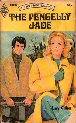 The Pengelly Jade by Lucy Gillen Harlequin Romance Book Novel 0373018061